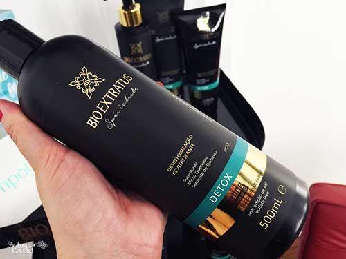 NavegaçãoAntiquedaShampoo Bio Extratus BoticaBlondShampoo Bio Extratus ShitakeTutanoA marca Bio Extratus é uma das melhores e mais conhecidas marcas quando o assunto é cuidado com os cabelos. As linhas variam de acordo com o tipo de cabelo ou com o problema que o cabelo apresenta. Hoje falaremos dos shampoos Bio Extrauts. Existem produtos Bio Extratus para …