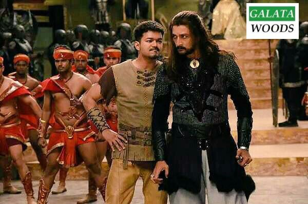 Sudeep About Vijay's Puli And His Experience In Working With Vijay | Galata Woods