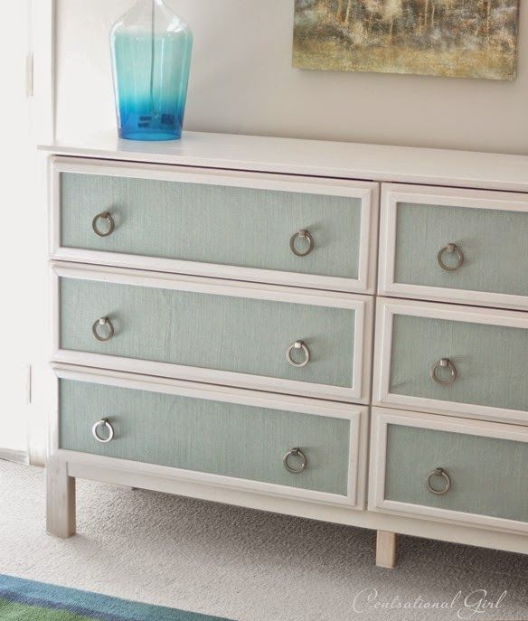 Initiales gg diy une commode shabby chic for Commode highboy ikea