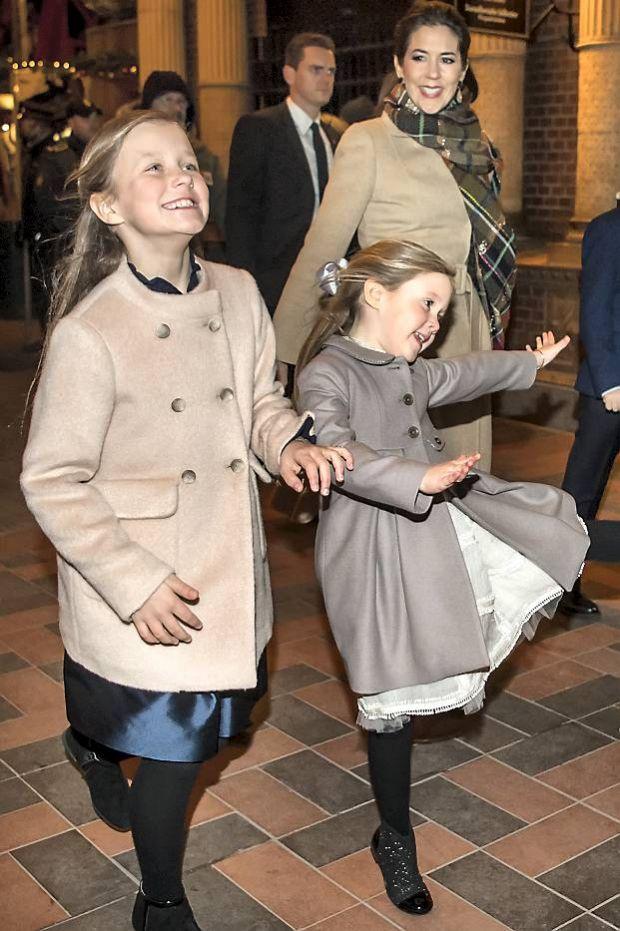 100 BILLEDER: Seks skønne år med prinsesse Josephine og prins Vincent   BILLED-BLADET