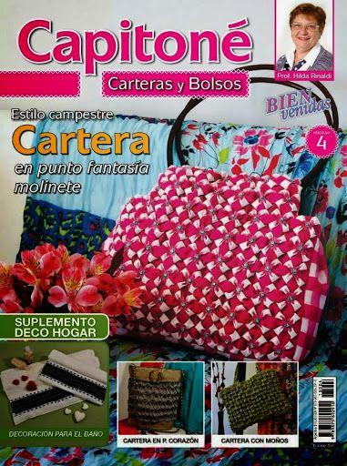Capitone Carteras y bolsos nº 4 - Rosymar N - Álbumes web de Picasa