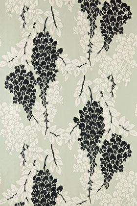 Wisteria BP 2213 - Wallpaper Patterns - Farrow & Ball
