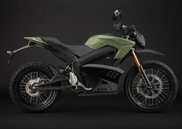 Zero Motorcycles 2013 4