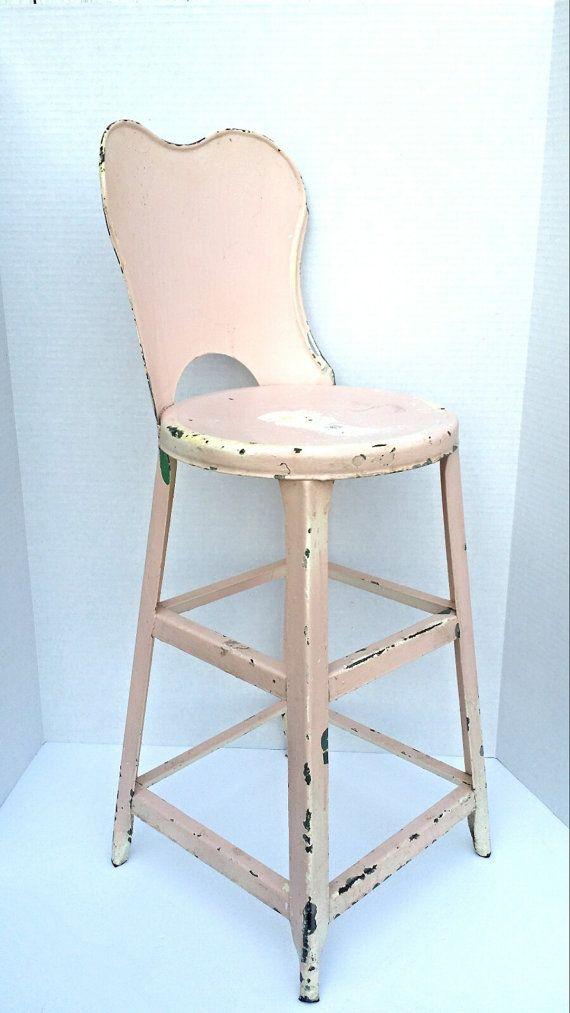 Best 25 Vintage Metal Chairs Ideas On Pinterest Old
