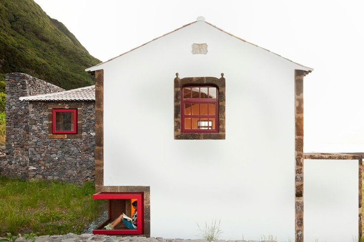 Environmental Interpretation Centre in São Jorge Island