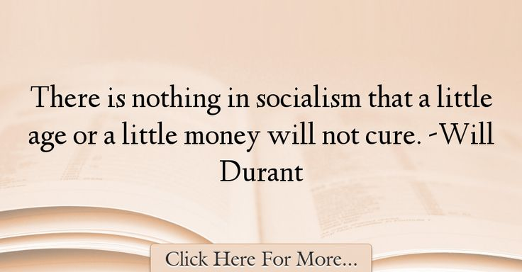Will Durant Quotes About Money - 47813
