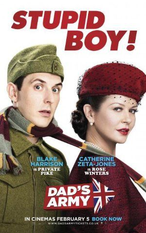 Watch Dad's Army Online | dad's army | Dad's Army (2016) | Director: Oliver Parker | Cast: Catherine Zeta-Jones, Bill Nighy, Michael Gambon, Toby Jones