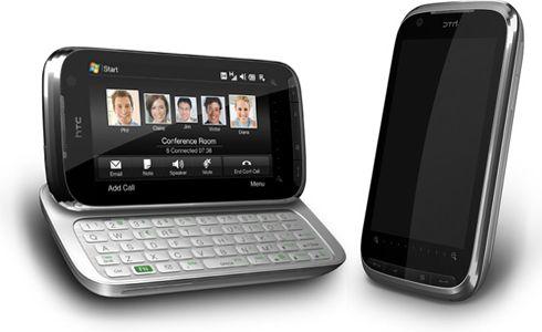 HTC Touch Pro 2    My last HTC...