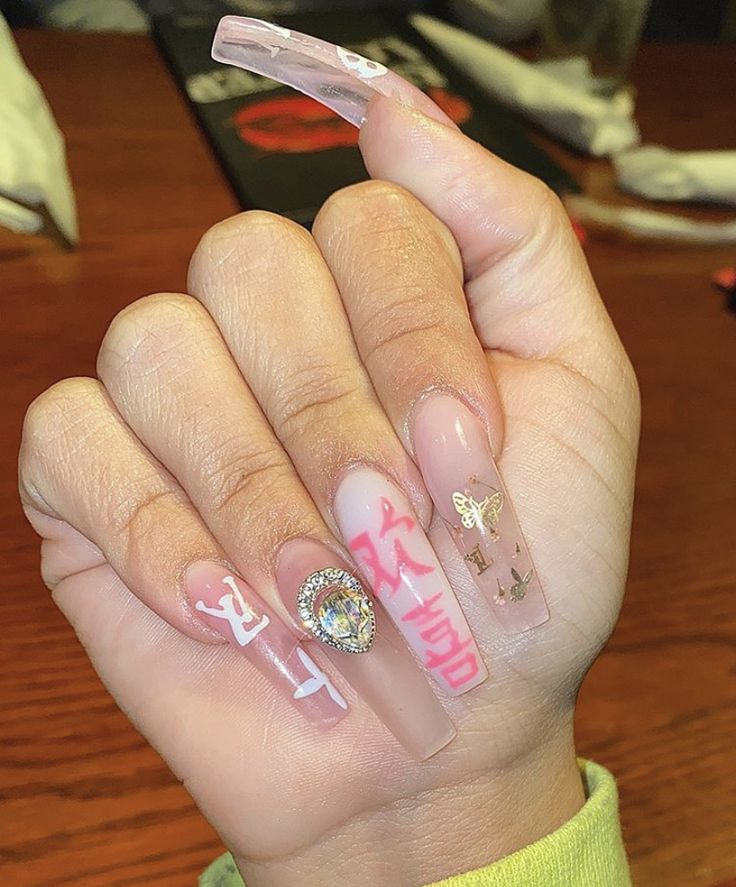 Pin by FALYN LEBEAUF on NAILS in 2020 (With images) Nail