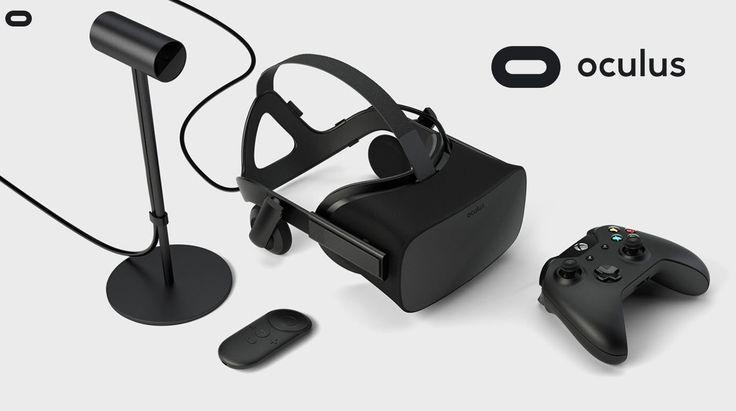 Venta de Gafas de Realidad Virtual Oculus Rift - https://www.vexsoluciones.com/noticias/venta-de-gafas-de-realidad-virtual-oculus-rift/