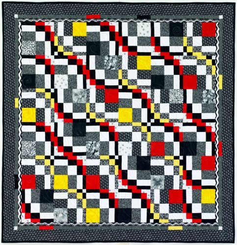 18 Best Bargello Quilts With A Twist Images On Pinterest