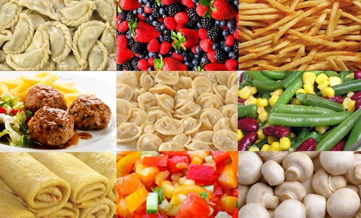 И снова секреты заморозки продуктов | Четыре вкуса