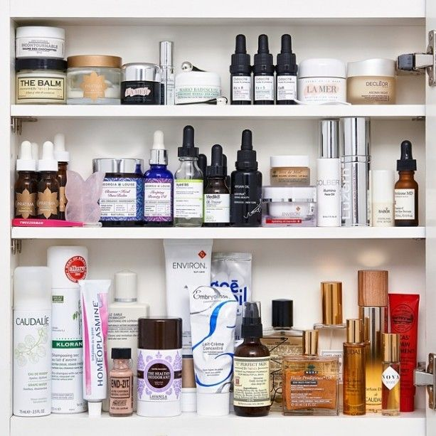 captures a range of beauty product packaging. how can i look different? stand out?