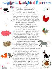 What the Ladybird Heard Song
