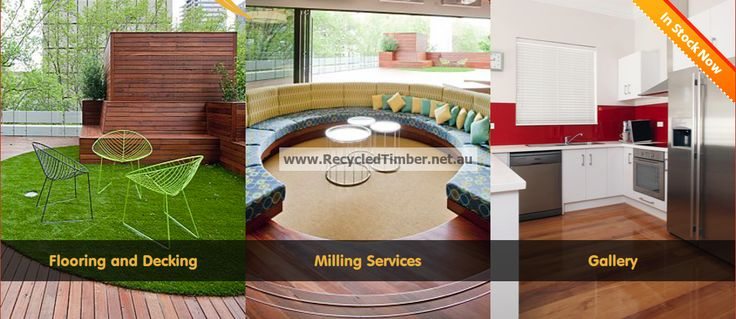 Recycled Timber Perth