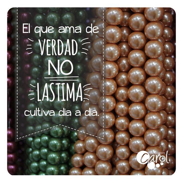 #DIY #HazloTuMismo Ama de verdad!!!