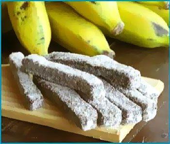 Receita de Bala de Banana |    Top Diário