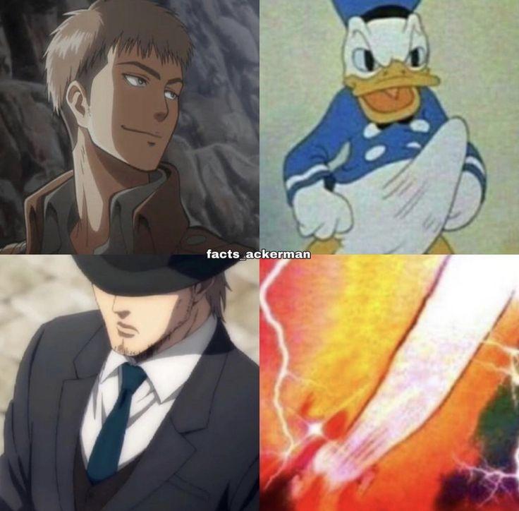 Credit facts_ackerman anime anime memes disturbing