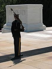 """Arlington Cemetary Wasington DC. Tomb of the Unknown Soldiers!   """"Here rests in honored glory  an American soldier known but to God"""" Heart-wrenching! (Girls Trip Washington)"""