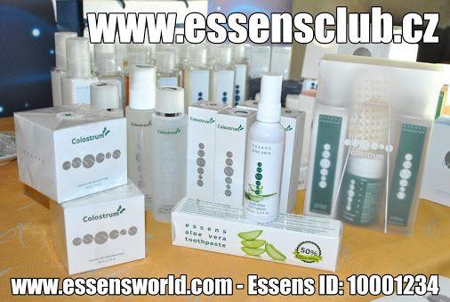 Exkluzivní pleťová kosmetika Colostrum+ -  Essens exkluzivní řada kosmetiky pro péči o pleť (neparfémovaná)  -  http://www.essens-club.cz/exkluzivni-pletova-kosmetika-colostrum.html
