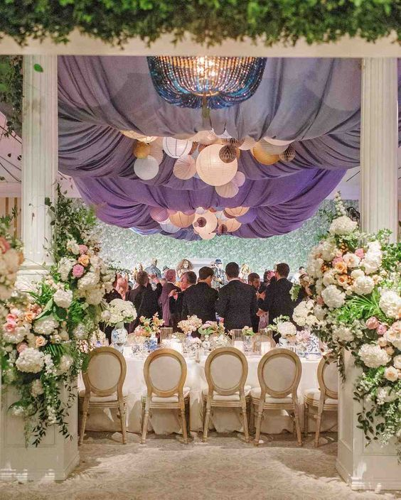 A Charming, Colorful South Carolina Wedding