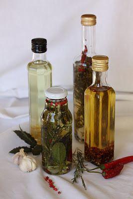 oliwy i ocet smakowy