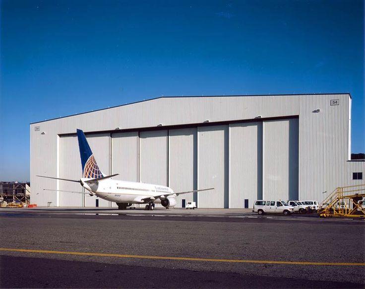 Butler Heavy Structures > Airport Hangar Design