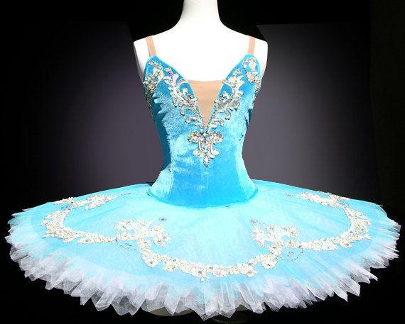 Ballet Tutu - Professional stage ballet tutu. $750.00, via Etsy.