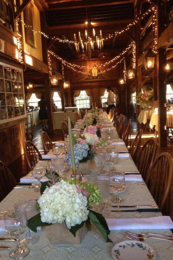 Salem Cross Inn Weddings