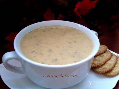 Potato Leek & Mushroom Soup from Food.com: An earthy, delicious soup ...
