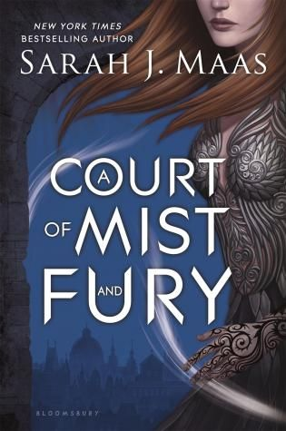 A Court of Mist and Fury, Sarah J. Maas (Spring 2016's Must-Read Young Adult Books)