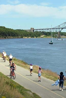 The captivating Cape Cod Canal and its gorgeous twin and cantilever bridges -- check out the Army Corp of Engineers site to learn about its wonderful recreational opportunities. The Canal area is great for fishing, bicycling, walking, or just watching the ships and people pass by!