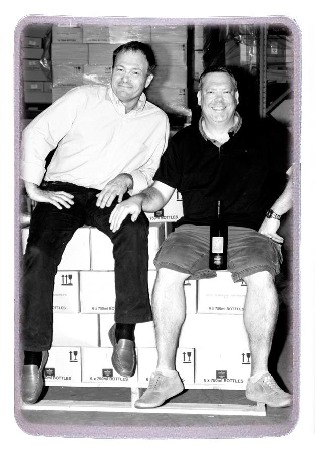 Rolf Binder & Noel Young