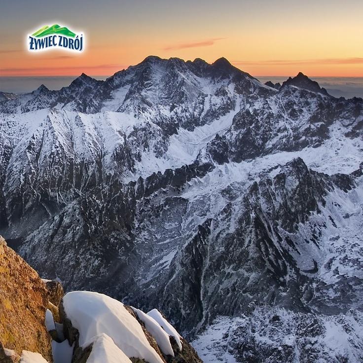 Tatry, Polska/  Winter mountains in Poland