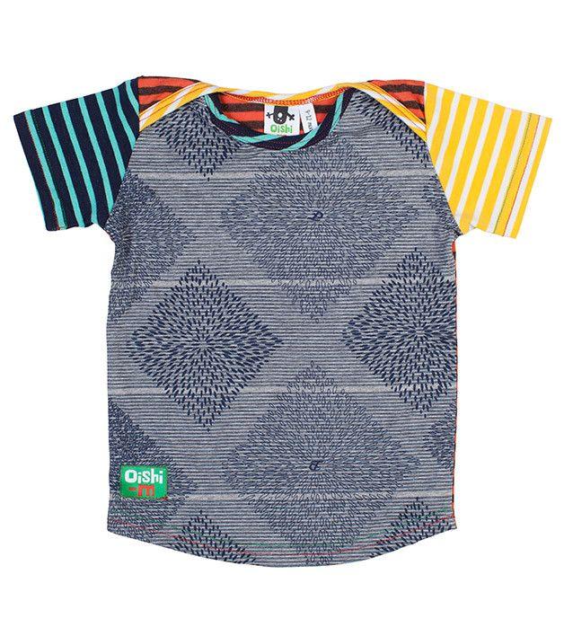Notorious Shortsleeve T Shirt, Oishi-m Clothing for Kids, Spring 2014, www.oishi-m.com