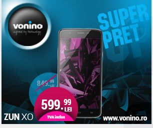 Zun XO - VONINO - Inspired by Technology | Tablete PC * TV Box * Media Player * GPS * Network &... Vonino is a registered trademark of Vonino Inc. All rights reserved. © 2014 Politica de confid...