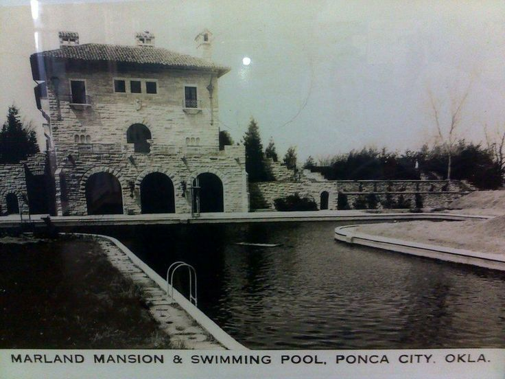 17 best images about ponca city ok on pinterest mansions camps and pools for White house swimming pool history