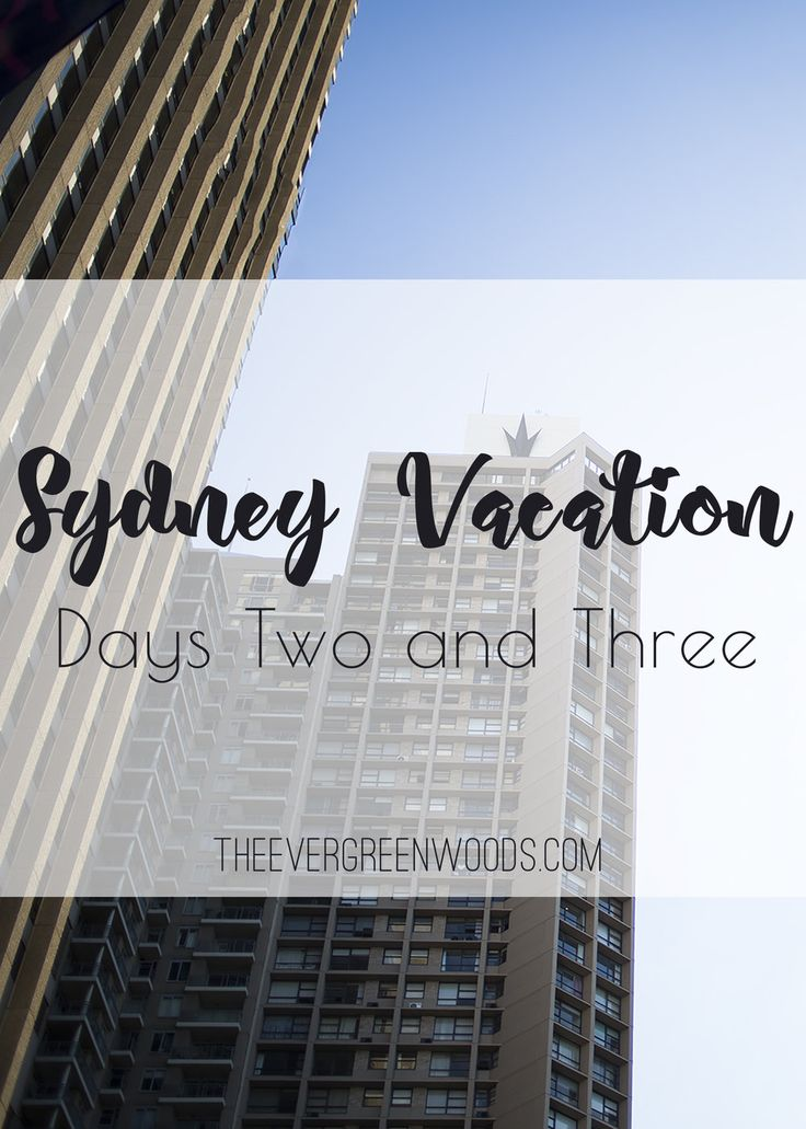 Days 2 and 3 of our fantastic Sydney Vacation! We did a lot of walking around the city and went to the Jewish Museum! Come on over and take a look!