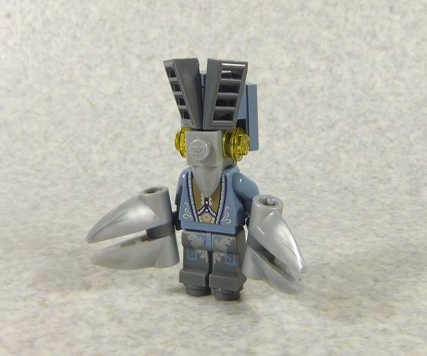 レゴブロックで作ったバルタン星人