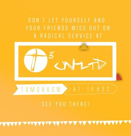 Promotive social media artwork for ...Unlimited (Grace Bible Church Youth Ministry)