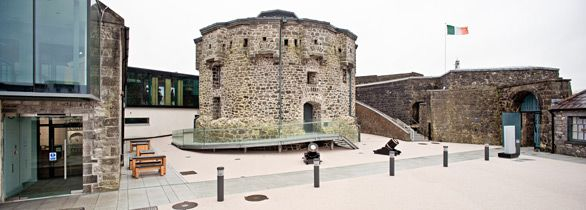 Visit Athlone Castle for an interactive experience of Athlone's rich history