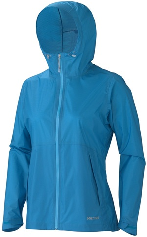I need a light rain jacket for my next hike. This one seems fab!