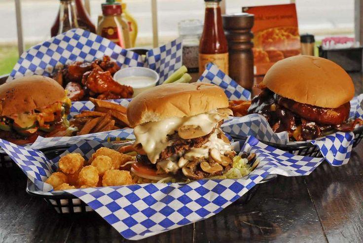 Little Bitty Burger BarnSpecialty burger ex.: 5-Alarm…