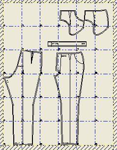 patrones gratis de pantalon jeans de mujer imprimir