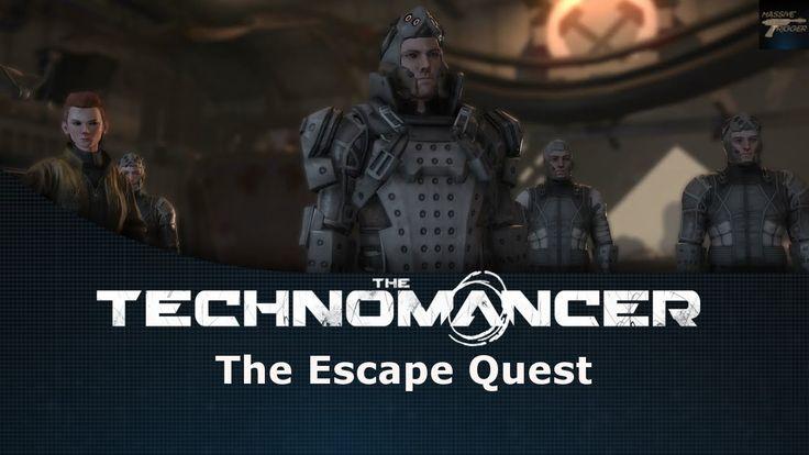 The Technomancer The Escape Quest
