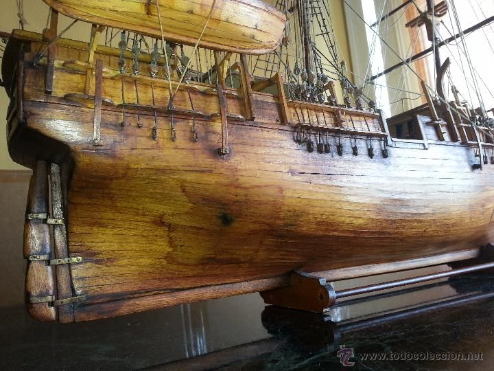 Maquetas: Maqueta Barco antiguo, Charles W. Morgan - Foto 4 - 52901230