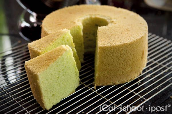 ... How to make a Pandan Chiffon Cake: Almost everything you need to know
