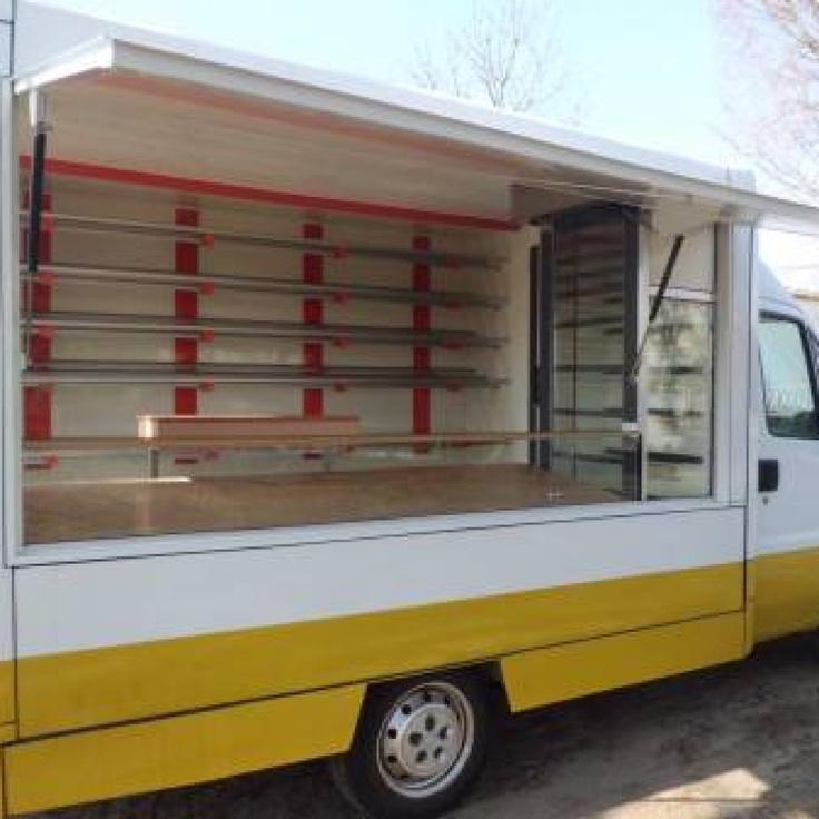 Camion snack pizza fiat ducato 2.0 diesel