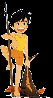 #2 Conan il ragazzo del futuro (Hayao Miyazaki, 1978)