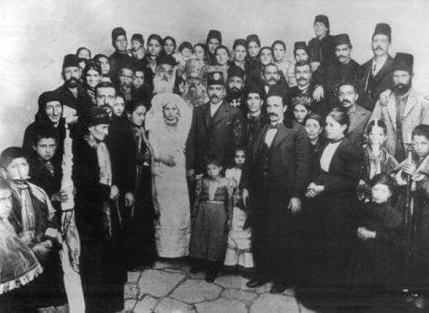 Diyarbakir da bir Ermeni dugunu.